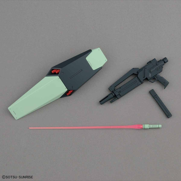 Bandai 1/100 MG RGM-89 Jegan included accessories