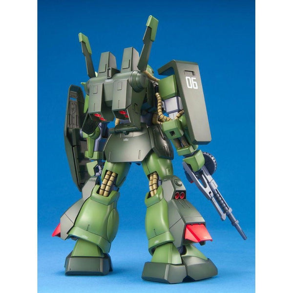Bandai 1/100 MG RMS-106 Hi-Zack rear view.