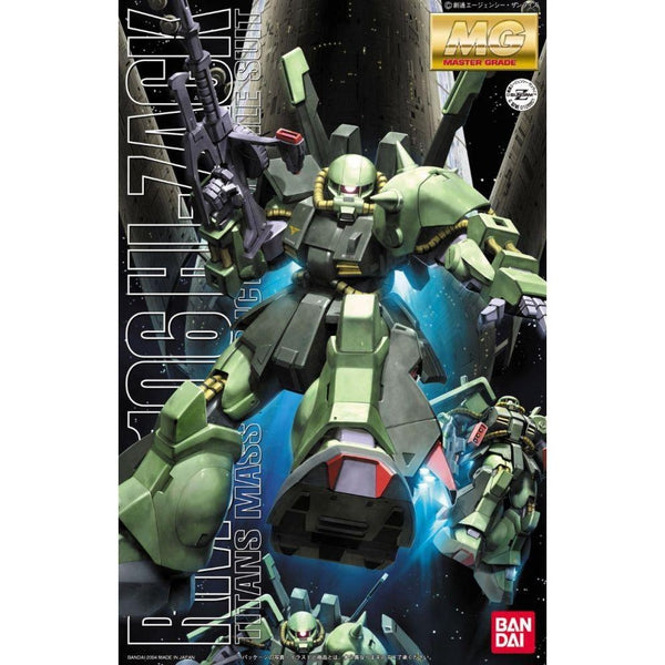 Bandai 1/100 MG RMS-106 Hi-Zack package artwork