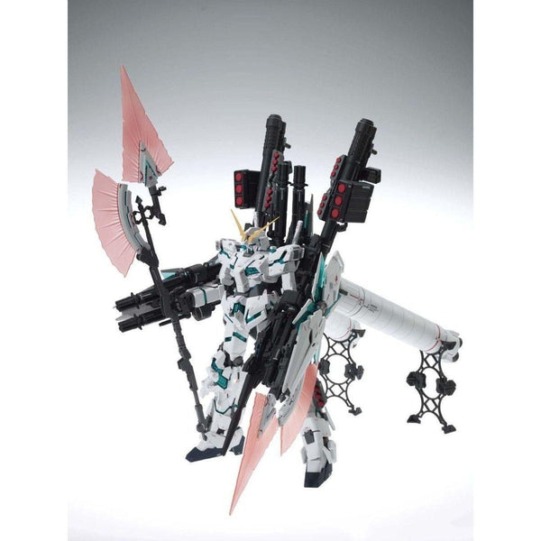 Bandai 1/100 MG RX-0 Full Armour Unicorn Ver.Ka with weapons