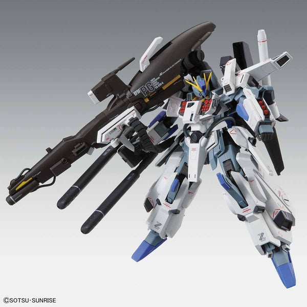 Bandai 1/100 MG FA-010A Fazz Ver.Ka with all weapons