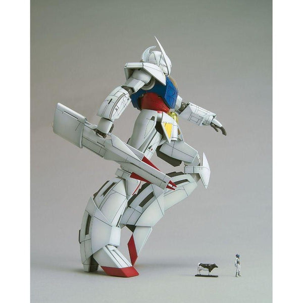 Bandai 1/100 MG WD-M01 Turn A Gundam side on running