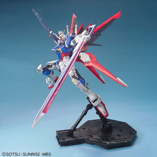 Bandai 1/100 MG Force Impulse Gundam Sword Pose