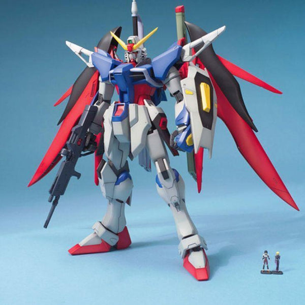 Bandai 1/100 MG Destiny Gundam Front View
