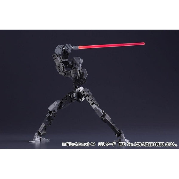 Kotobukiya M.S.G LED Sword (Battery Powered) red