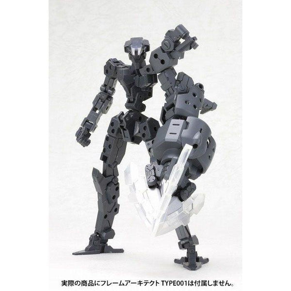 Kotobukiya M.S.G MH02R Heavy Weapon Unit Spiral Crusher example use