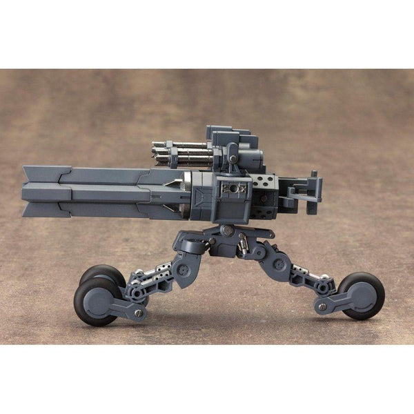 Kotobukiya M.S.G MH08 Heavy Weapon Unit Sentry Gun side on wheels lowered