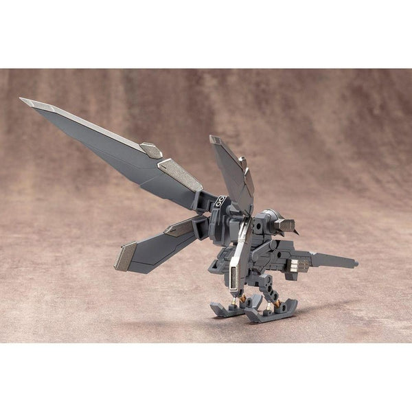 Kotobukiya M.S.G MH11 Heavy Weapon Unit Killer Beak rear view