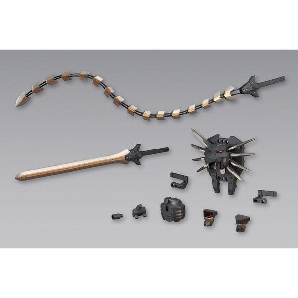 Kotobukiya M.S.G MH14 Heavy Weapon Unit Beast Master Sword accessories assembled