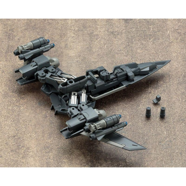 Kotobukiya M.S.G MH19 Heavy Weapon Solid Raptor internal detailing