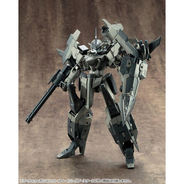 Kotobukiya M.S.G MH19 Heavy Weapon Solid Raptor with frame arms