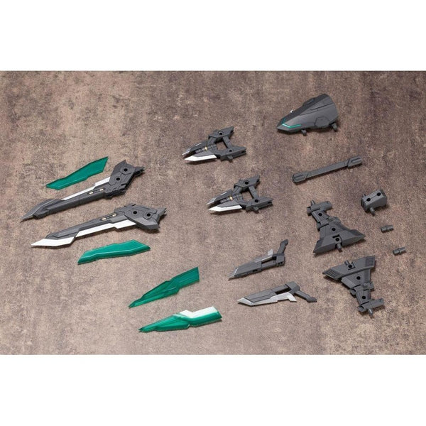 Kotobukiya M.S.G MH22 Heavy Weapon Unit Exenith Wing unassembled 2