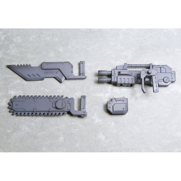 Kotobukiya M.S.G MH013R Heavy Weapon Chainsaw accessories