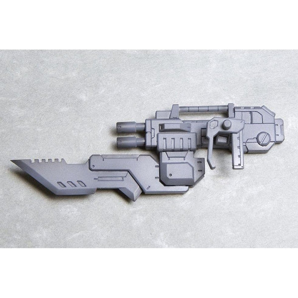 Kotobukiya M.S.G MH013R Heavy Weapon Chainsaw gun with blade