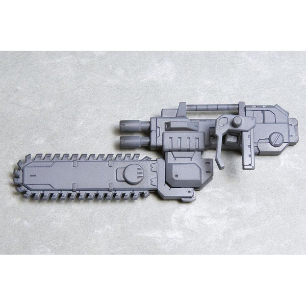 Kotobukiya M.S.G MH013R Heavy Weapon Chainsaw gun with chainsaw