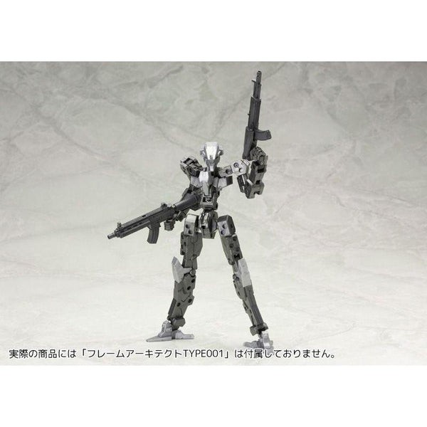 Kotobukiya M.S.G MH031 Weapon Unit Assault Rifle action pose 2