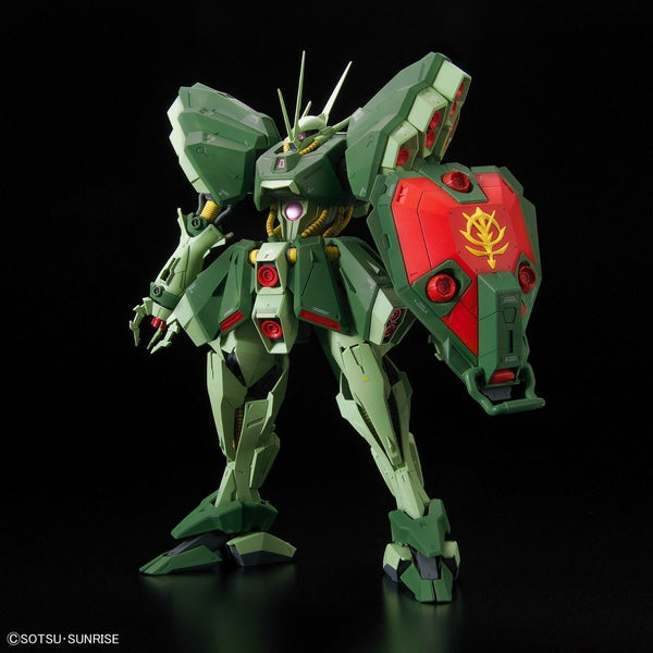 Bandai 1/100 RE/100 077 Hamma-Hamma front on pose