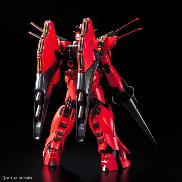 Bandai 1/100 RE XM-07B Vigna Ghina II rear view