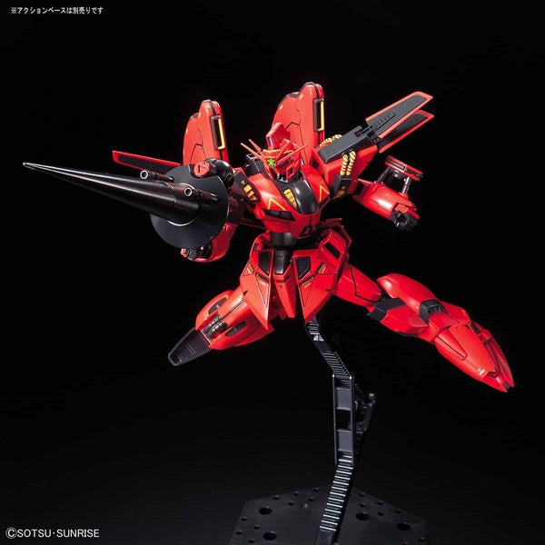 Bandai 1/100 RE XM-07B Vigna Ghina II with shot lancer