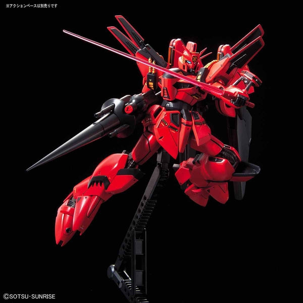 Bandai 1/100 RE XM-07B Vigna Ghina II action pose