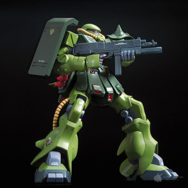 Bandai 1/100 RE MS-06FZ Zaku II Kai with machine gun