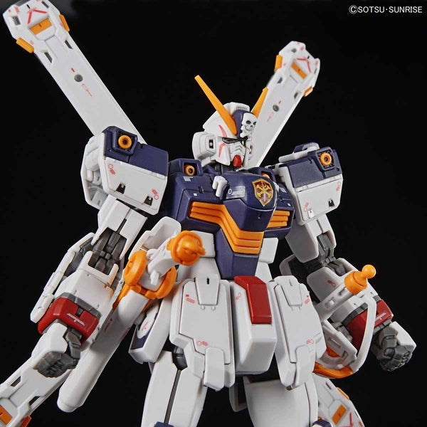 Bandai RG 1/144 XM-X1 Crossbone Gundam X1 close up 1