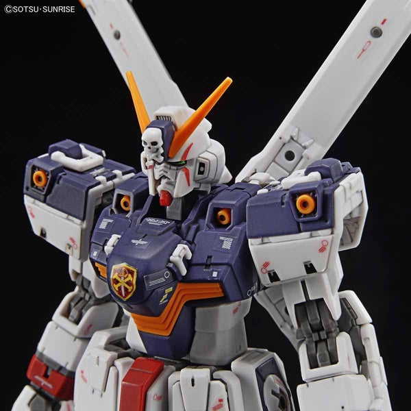 Bandai RG 1/144 XM-X1 Crossbone Gundam X1 close up 2