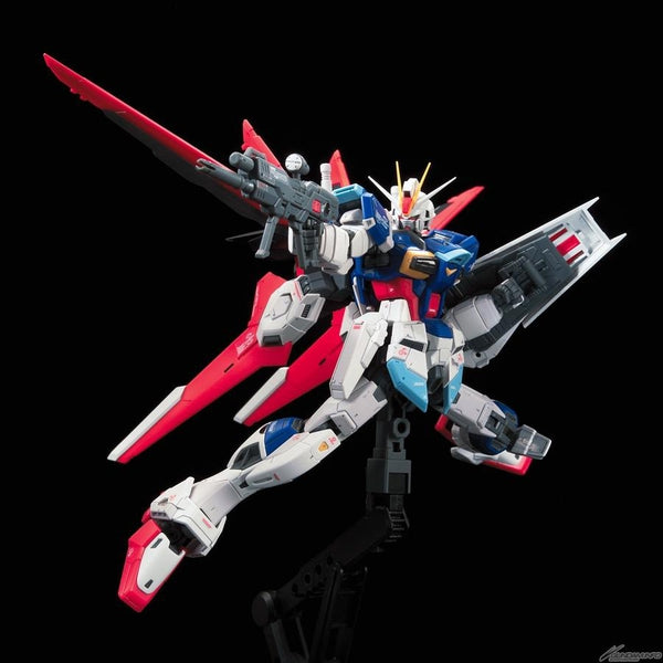 Bandai 1/144 RG Force Impulse Gundam action pose 2