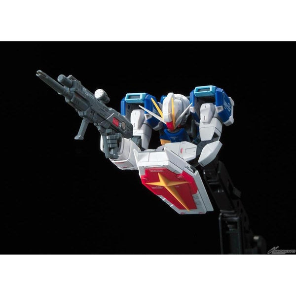 Bandai 1/144 RG Force Impulse Gundam action pose 3