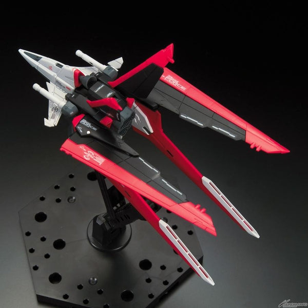 Bandai 1/144 RG Force Impulse Gundam gimmicks