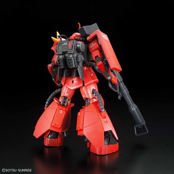 Bandai 1/144 RG MS-06R-2 Johnny Ridden's Zaku II rear view