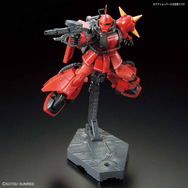 Bandai 1/144 RG MS-06R-2 Johnny Ridden's Zaku II with machine gun