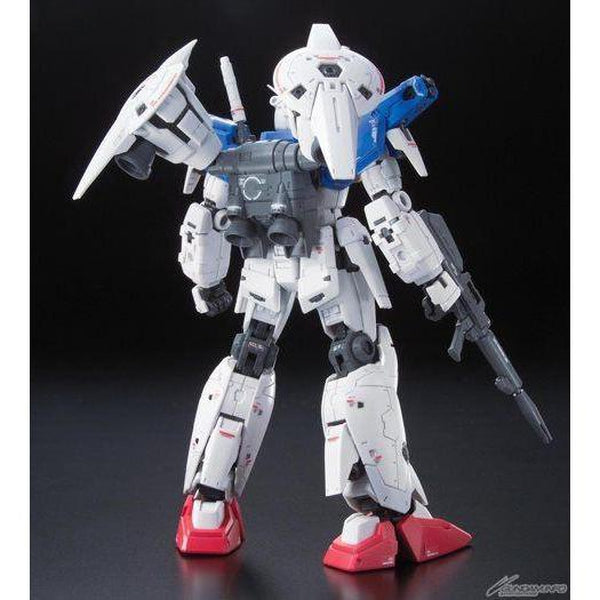 Bandai 1/144 RG RX-78 GP01FB Gundam Full Burnern rear view