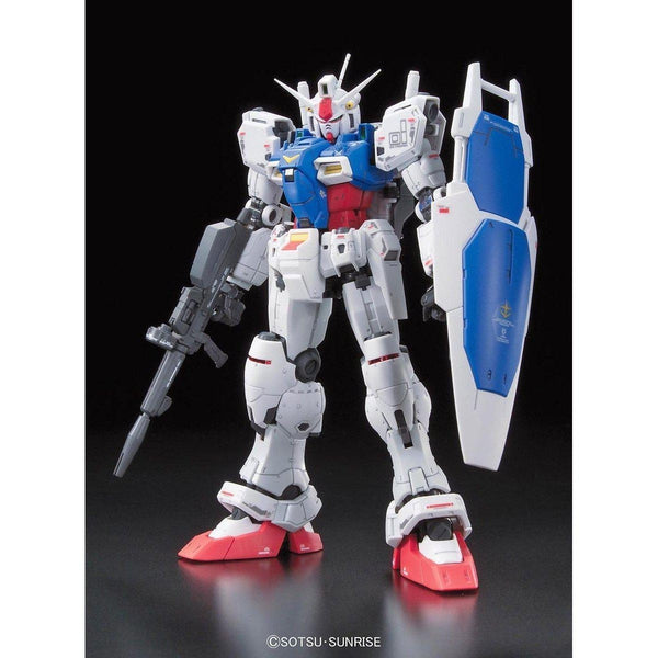 Bandai 1/144 RG RX-78 GP01 Zephyranthes front on