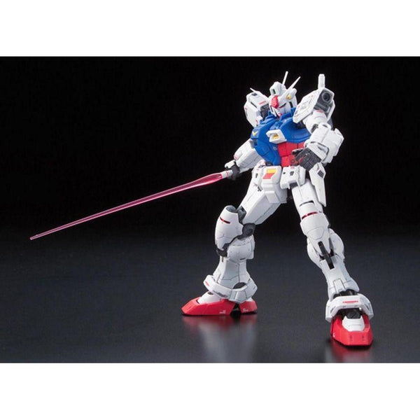 Bandai 1/144 RG RX-78 GP01 Zephyranthes with sword