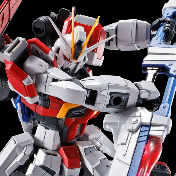 P-Bandai RG 1/144 Sword Impulse Gundam close up