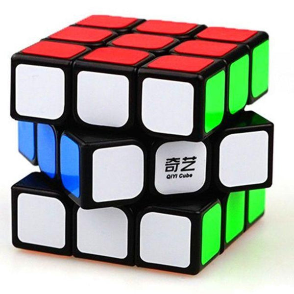 QiYi 3x3 Sail Cube 5cm diametre stickered