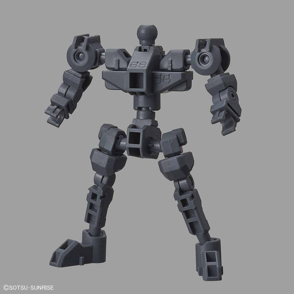 Bandai SD Cross Silhouette Frame [Gray] front on