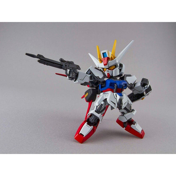 Bandai 1/144 SD Gundam EX-Standard 002 Aile Strike with beam rifle