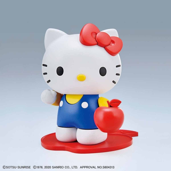 Bandai SD Hello Kitty  front on view.