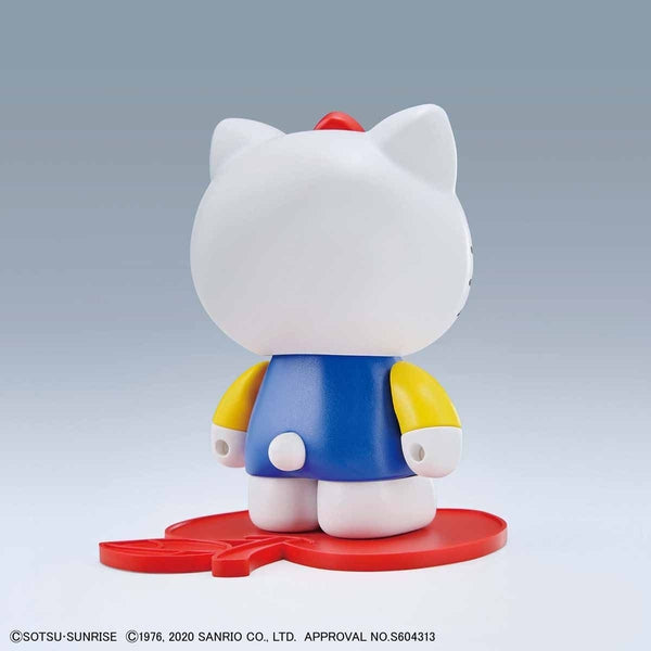 Bandai SD Hello Kitty  rear view.
