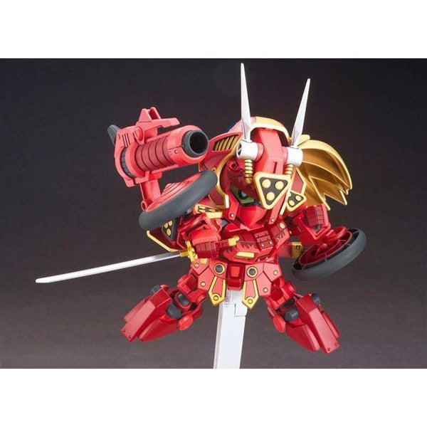Bandai SDBF Kurenai Musha Red Warrior Amazing with hyper bazooka