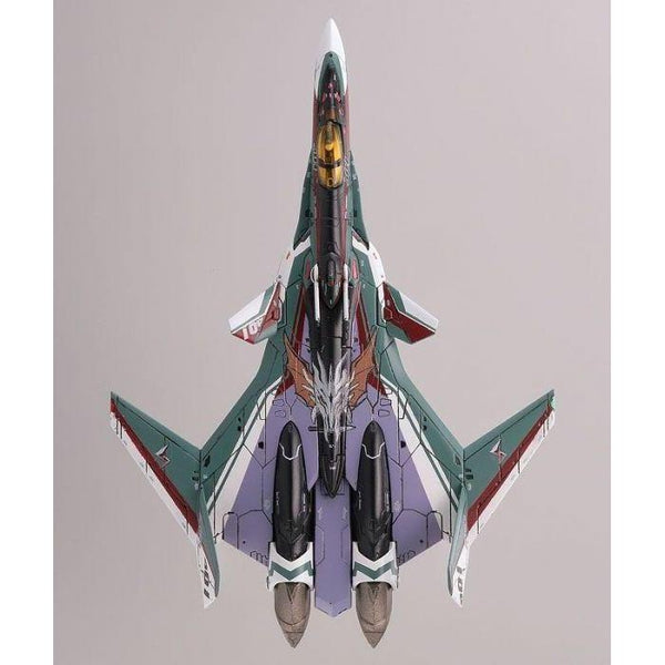 TomyTec 1/144 VF-31S Siefried Fighter Mode. top down picture