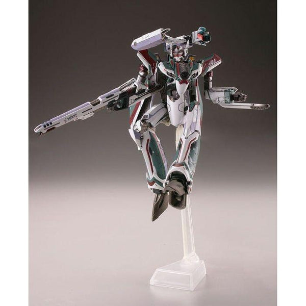 TomyTec 1/144 VF-31S Siefried Battroid Mode. on action base