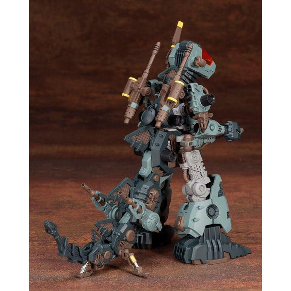 Kotobukiya 1/72 Zoids HMM RMZ-11 Godos Former Republic Ver. rear view weapons ready