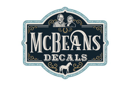 McBeans Decals