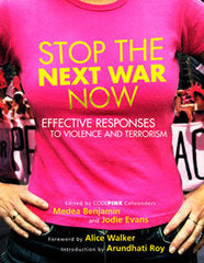 Book- Stop the Next War Now!