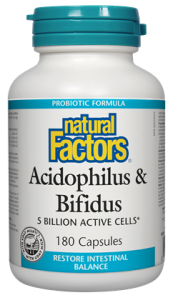 Acidophilus & Bifidus 5 Billion Active Cells