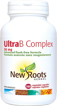 Ultra B Complex 50 mg Flush-Free