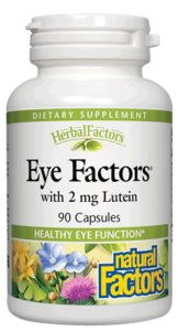 Eye Factors® with 2 mg Lutein
